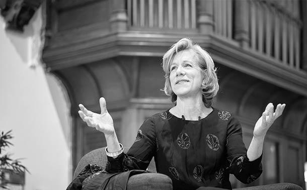 Inspirational Leaders – Juliet Stevenson